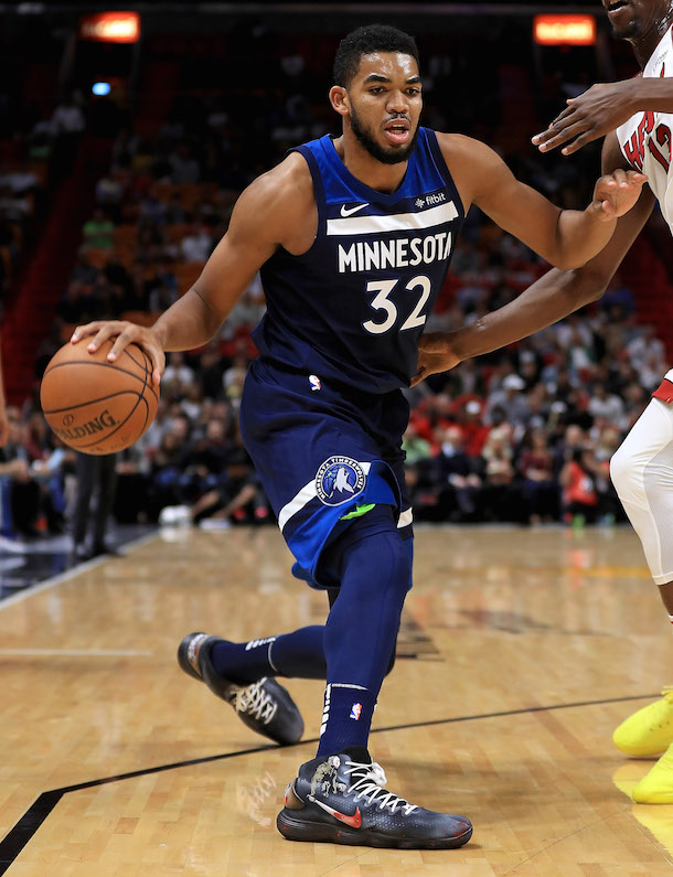 karl anthony towns - photo #26