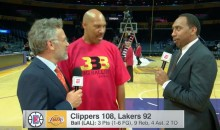 Watch Stephen A. Smith & LaVar Ball Go At It After Lonzo's Debut (VIDEO)