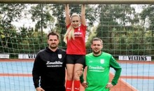 German Soccer Club Is Being Sponsored by…a Female Porn Star?