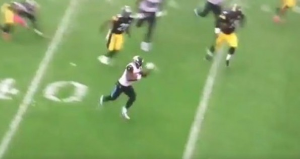 Leonard Fournette Waved In A Steelers Player To Come Hit Him During A Run Video Total Pro Sports