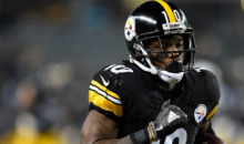 Martavis Bryant Demoted To Scout Team; Won't Play Sunday Against Lions