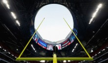 Mercedes-Benz Stadium Roof, A.K.A. Megatron's Sphincter, Is Already Broken (VIDEO)
