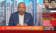 Mike Wilbon Says He Finds LaVar Ball's Act 'Loathsome' & That He's a 'Self-Absorbed Jerk' (VIDEO)