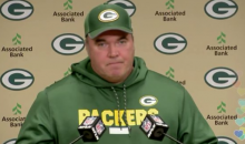 Mike McCarthy Goes OFF On Reporter For Asking Him About Colin Kaepernick (VIDEO)