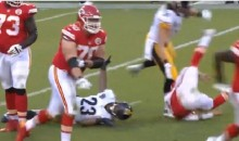 Steelers' Mike Mitchell Delivered Late, Dirty Hit on Alex Smith (VIDEO)