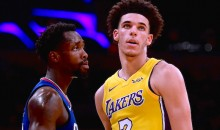 "Patrick Beverly Calls Lonzo Ball ""Weak Ass Motherf***er"" After Dominating Him In His NBA Debut (Videos + Tweets)"