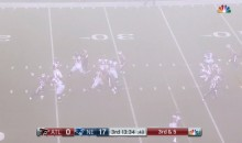 Internet Reacts To Crazy Fog During Falcons-Patriots SNF Game (TWEETS)
