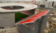 Russia Finds Completely Insane Way to Meet FIFA's Stadium Seating Requirements (PICS)