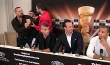 "Boxing Manager Goes Berserk at Presser, Tells Guy ""I'll F**k Your Wife In Your Bed!"" (Video)"