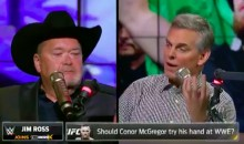 Jim Ross Thinks It's Inevitable That Conor McGregor Will Join the WWE (VIDEO)