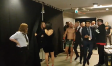 Conor McGregor Drops Yet Another Homophobic Slur While Backstage at the UFC (VIDEO)