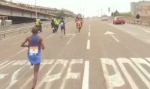 Local Dude Wins Marathon After All The Pros Go The Wrong Way (VIDEO + TWEET)