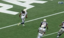Travis Benjamin Just Had The Worst Punt Return in NFL History; Resulted In A Safety (VIDEO)