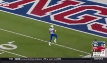 Tulsa 72-Yard TD Called Back After The WEAKEST Excessive Celebration Penalty EVER (VIDEO)