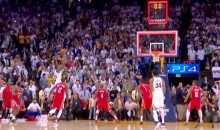 Warriors Lose Opener To Rockets As KD Buzzer-Beater Comes Split Second Too Late (VIDEOS)