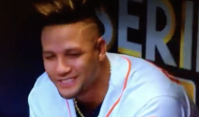 Astros' Yuli Gurriel Appears To Mock Yu Darvish With Racist Gesture During World Series (VIDEO)