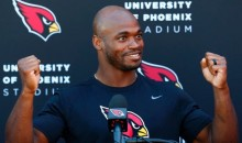 Adrian Peterson Says God & Jesus Answered His Prayers To Be Traded From Saints To Cardinals (VIDEO)