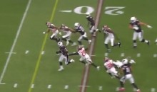 Adrian Peterson Gets Loose For 27-Yard TD On His First Drive With Arizona Cardinals (VIDEO)