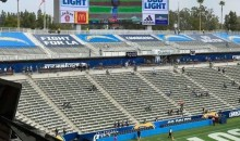 The Chargers Are Already Blocking Off Unsold Seats In Their 27K-Seat Stadium
