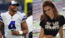Naturally, Cowboys Fans Blame Team's Woes on Dak Prescott's 'Alleged' Girlfriend Yasmine Nicole (VID + PICS)