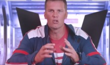 Tom Brady Hams It Up BIG TIME in This Bizarrely Awesome Candy Ad (VIDEO)