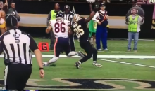 Chicago Bears TE Zach Miller Gruesomely Breaks His Leg After Falling Awkwardly In End Zone (VIDEO)