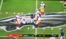 FOX Accidentally Cuts To Movie Clip From 'This Is The End' During Eagles-49ers Game (VIDEO)