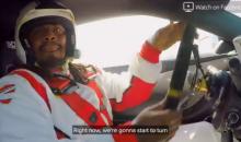 Watch Marshawn Lynch Wreak Havoc & Destroy A Race Car With His Drifting (VIDEO)