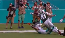 Dolphins' Kenny Stills Made One Of The Best Catches Of The Year (VIDEO)
