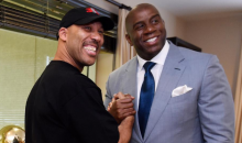 LaVar Ball Says Him & Magic Won't Have Any Issues Because He Can't Tell Him What To Do