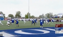 Watch ISU's Thomas Bouldin Boom a 90-Yard Punt From Goal Line To Goal Line During Game (VIDEO)