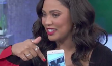 Ayesha Curry Says Husband Steph Has A Foot Fetish (VIDEO)