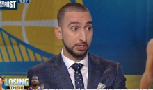 Nick Wright Says The Warriors Are The Most Disliked Team In Sports (VIDEO)