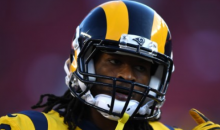 Todd Gurley Pleaded With Rams Fans To Attend Sunday's Game: 'Please Come To Our Games' (VIDEO)