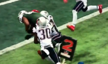 Somehow This Jets Touchdown Got Overturned By Refs; Ruled a Touchback (VIDEO)