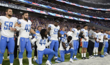 Lions' Jalen Reeves-Maybin Says Fans Want Him To Get CTE For Kneeling During Anthem