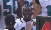 Jaguars' Marqise Lee Caught Using A Homophobic Slur Against LA Rams (VIDEO)