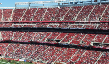 Levi's Stadium is 100% Full, But About 70% Are Dallas Cowboys Fans