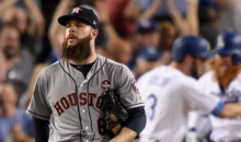Dallas Keuchel Says Baseballs Are 'Juiced, 100 Percent' After 8 Home Runs Hit in Game 2