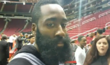 James Harden Calls Kevin McHale a 'Clown' In Response To His Leadership Comments (VIDEO)