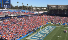 Yet Another Chargers Home Game Has Been Turned Into An Away Game By Opposing Fans