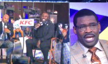 Steve Smith Sr. Threatened To Whoop Michael Irvin's Ass For Talking About His Outfit (VIDEO)