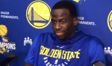 Draymond Green Delivered The Perfect Response To Bob McNair Comparing Players To 'Inmates' (VIDEOS)