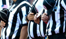 High School Refs Walk Off In Protest After Players Kneel During Anthem