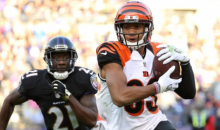 REPORT: Bengals Receiver Tyler Boyd Charged With Drug Possession