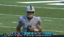 Miami Dolphins Fans Boo Jay Cutler Off The Field, Chant 'We Want Moore' (VIDEO)