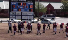Middle School Forfeits Football Season After A NSFW Racist Video Emerges (VIDEO)