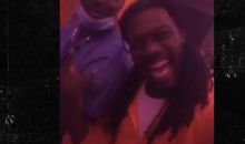 Jadeveon Clowney Dresses As Inmate To Texans Halloween Party (VIDEO)