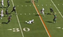 Jags Fail To Touch Jets' Bilal Powell, So He Gets Up & Runs For A 75-Yard TD (VIDEO)