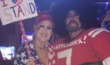 """Man Wins $1500 At Louisiana Casino For Wearing a Colin """"Krapperd*ck"""" Costume"""
